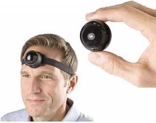 Eyeball cam
